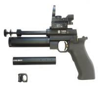 Airgun Taichi Noir CO2 4.5 mm / .177 Métal