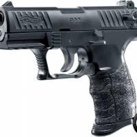Walther P22 Noir Culasse Métal SPRING 0.5J