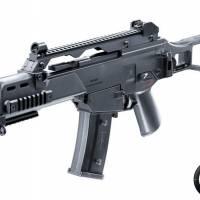 HK G36c Sportline Noir AEG Pack Complet 1.2J