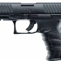 Walther PPQ Noir Full Métal GAZ Blowback 1.3J