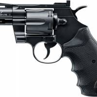 """Legends Python 357 Magnum 2,5"""" Noir Full Métal CO2 1.5J"""