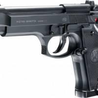 Beretta 92FS Noir CO2 Fixe 1.6J