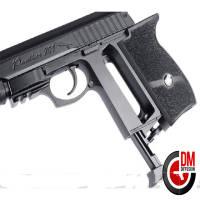 WinGun Sport Panther 801 4.5mm Noir Full Métal CO2 Blowback