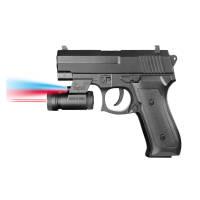 Plan Beta Pistolet 1918 KIT lampe + laser SPRING Noir  0.5J
