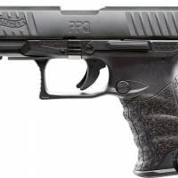 Walther PPQ M2 9mm P.A.K. Noir
