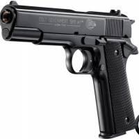 Colt 1911a1 Government 9mm P.A.K. Noir
