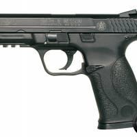 Smith & Wesson M&P BK Culasse Métal CO2 Fixe 0.9J