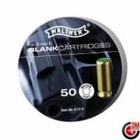 Walther Balles à blanc 8mm K. (x50)