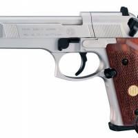 Beretta M92fs 4.5mm (.177) Chromé/Bois CO2 Fixe