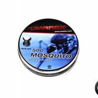 Umarex Plombs plats Mosquito eco 4.5mm (x500)