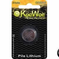 Pile bouton Lithium Manganese CR2016 (x1)