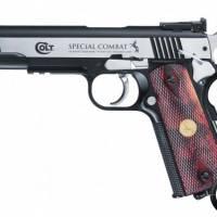 Colt 1911 Special Combat 4.5mm (.177) DT Métal CO2 3.5 J