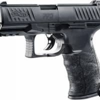 Walther PPQ 4.5mm (.177) Diabolo BK CO2