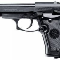 Beretta 84FS 4.5mm (.177) NOIR Métal CO2 Blowback 3J
