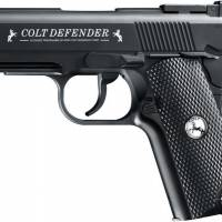 Colt 1911 Defender 4.5mm (.177) NOIR Métal CO2