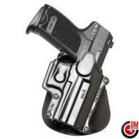 Fobus HK-1 RT Paddle rotatif pour H&K USP Compact / PPQ