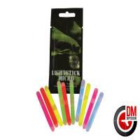 Micro baton lumineux (10 assortis)