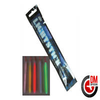 Baton lumineux 1 x 15 cm Blanc