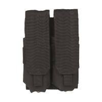 Porte chargeurs double M4/M16 Noir (fixation Molle)
