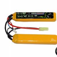 Batterie LiPo 7.4v / 2200mah 2 mini stick