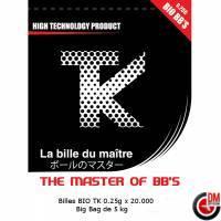 Z prix net TK Billes BIO 0.25g x 20.000 Big Bag de 5 kg