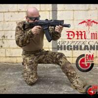 DMoniac Tenue complète Kryptek Highlander Taille 36 XL