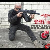 DMoniac Tenue complète Black Multicam Taille 34 L