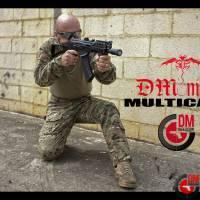 DMoniac Tenue complète Multicam Taille 36 XL
