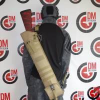 DMoniac Carquois Tactical Fusil à pome Tan