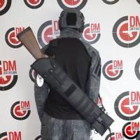 DMoniac Carquois fusil à pompe Tactical Noir