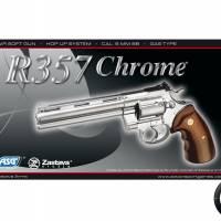 ASG P-r 357 Chrome GAZ Fixe 0.7J