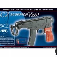 ASG CZ Scorpion vz61 SPRING 0.2J