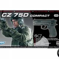 ASG CZ 75D Compact GAZ Fixe 0.5J