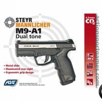 Steyr M9-A1 Dual tone 4.5mm CO2 Fixe 3.3J