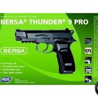 Bersa Thunder 9 Pro CO2 Fixe 1.8J