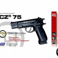 CZ 75 4.5mm CO2 Blowback 1.6J