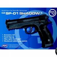CZ 75 SP-01 Shadow SPRING 0.4J