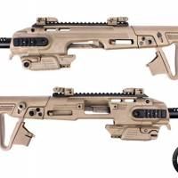 CAA Airsoft RONI G1 kit de conversion Desert