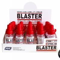 Blaster Billes acier 4.5mm 0.35g (x300)(x20 bouteilles)