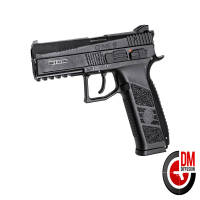 CZ P-09 Full Métal BK GAZ Blowback 0.8J