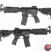 CAA M4 CQB GAZ Blowback Noir 1.7J