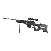 Phantom Elite Carabine L115-B Noir break barrel 19.9J +lunette