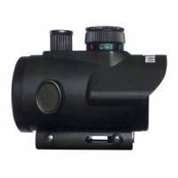 Milbro Point rouge 30mm Rouge/Vert + montages de 11mm