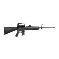 Milbro Carabine M16 break barrel 4.5mm(.177) 16J