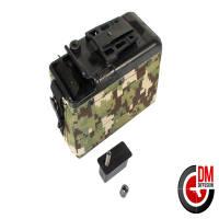 Classic Army Ammo box électrique AOR2 M249 1200 billes