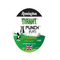 Remington Plombs plats Tyrant Punch 4.5mm(.177) (x500)