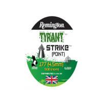 Remington Plombs pointus Tyrant Strike 4.5mm(.177) (x500)