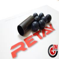 RETAY Embout M9.1x6.5mm Cal. 68 Noir (Mod17,19,PT24,XR,Eagle X,2022)