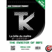 TK Billes BIO 0.30g (x2000) en sachet