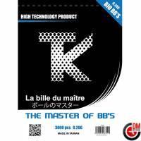 TK Billes BIO 0.20g (x3000) en sachet